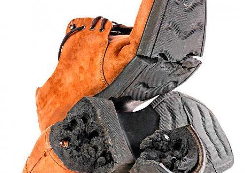 Ремонт перелома подошвы или замена подошвы